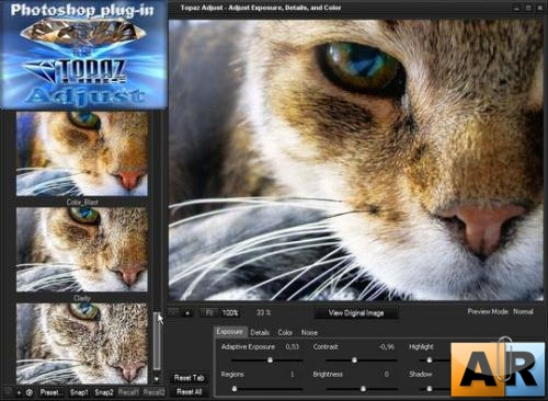 Topaz Adjust HDR 4.0 Plag-ins for Adobe Photoshop