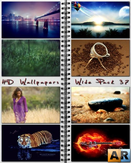 HD Wallpapers Wide Pack №37