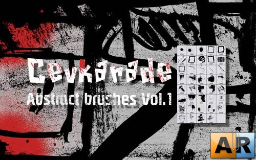 Cevkarade Abstract Brushes v1