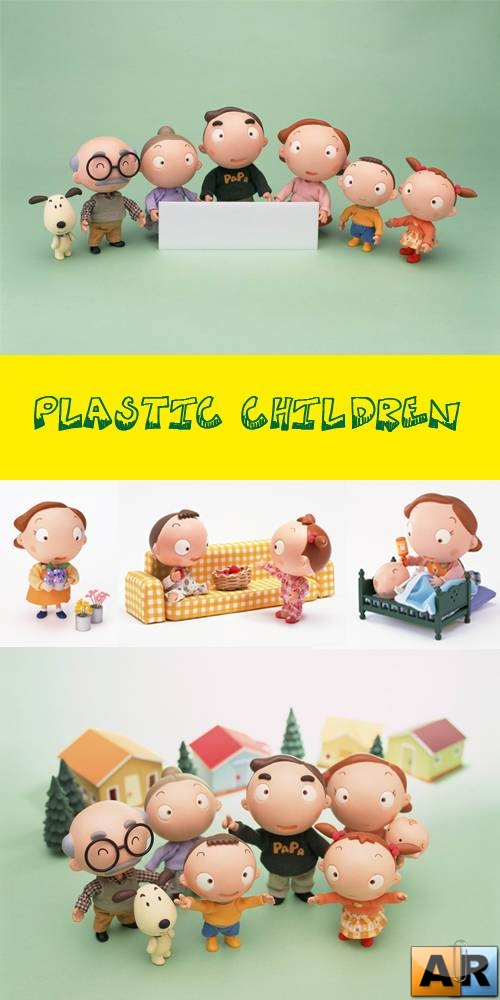 Plactic Children