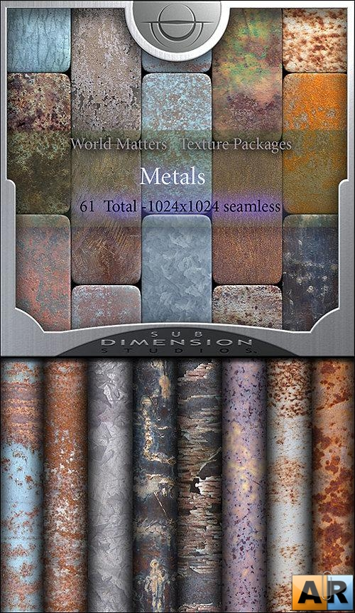 Sub Dimension Studio - World Matters Metals