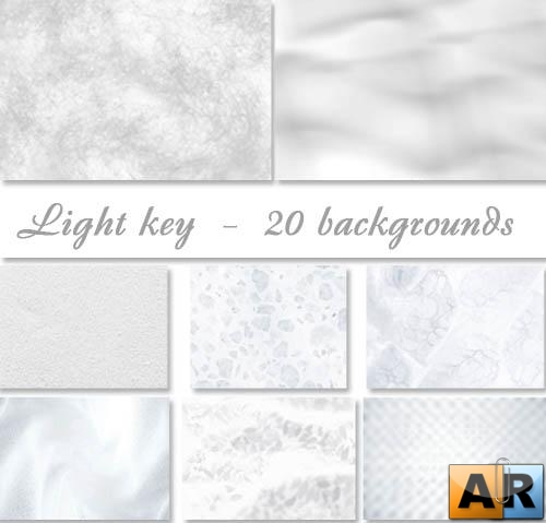 Light key | 20 backgrounds