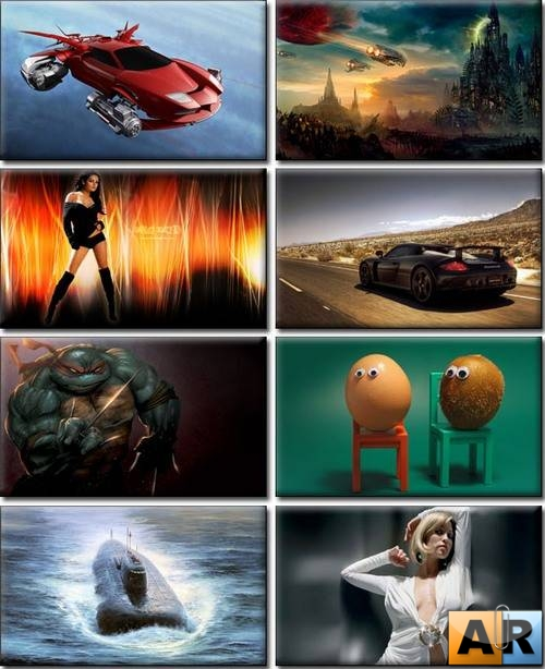 Best Mixed Wallpapers Pack (81)