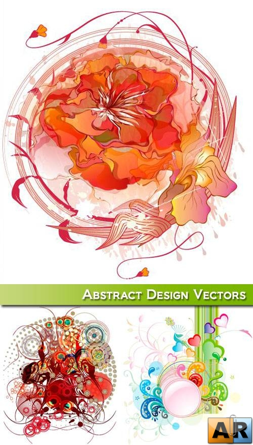 Abstract Design Vectors