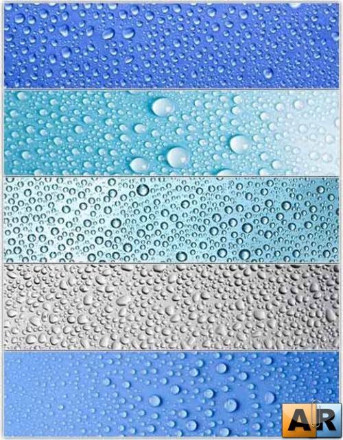 Water Drop HQ Textures