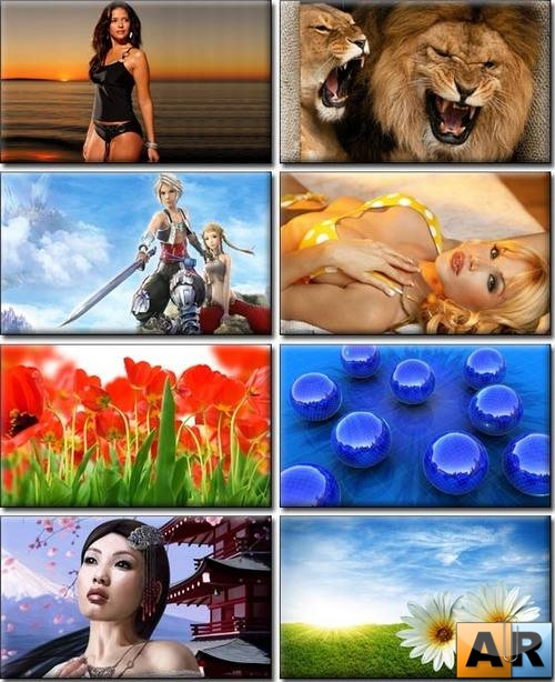 Best Mixed Wallpapers Pack (96)