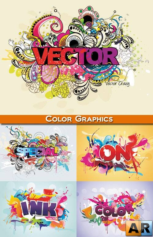 Colorful Abstract Graphics
