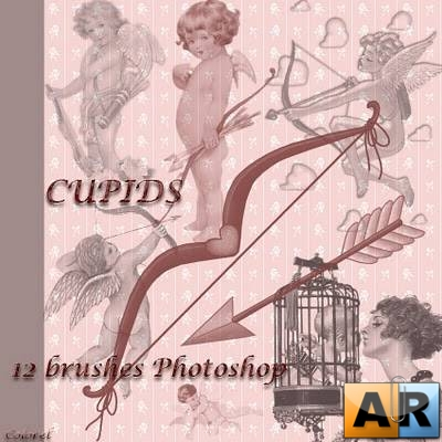 Cupids brushes