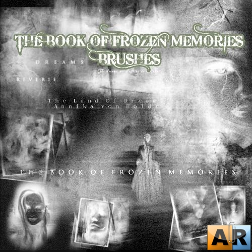 Book Frozen Memories Brushes by KrisPS