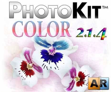 PixelGenius PhotoKit Color 2.1.4
