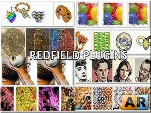 Redfield Plugins for Adobe Photoshop (ALL-IN-ONE)