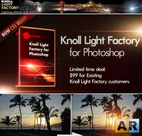 Knoll Light Factory v3.2