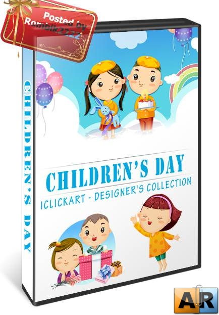 iClickart - Designer's Collection - Childrens