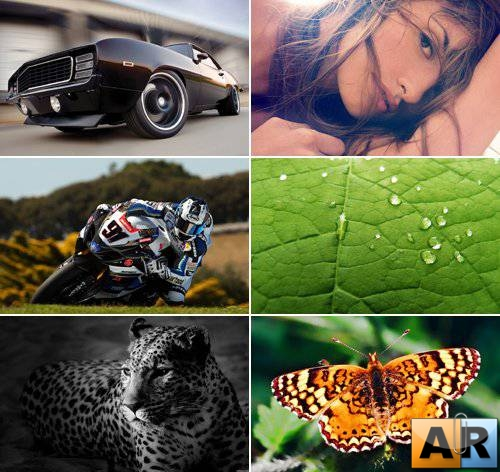 The Best Mixed Wallpapers Pack 132