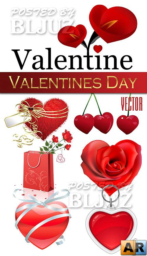 Valentines Day Vector 08