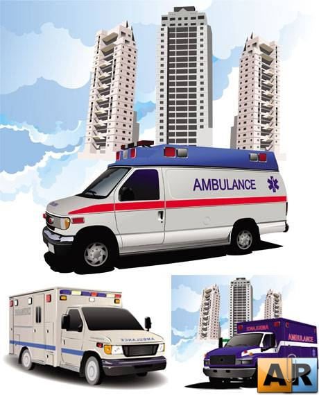 Vector - Ambulance