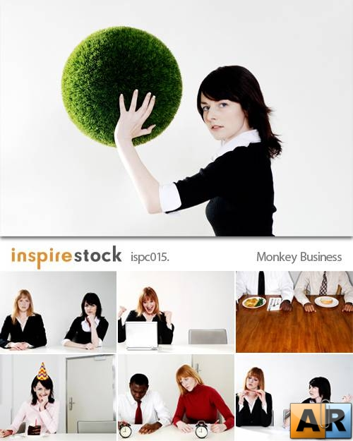 InspireStock. ispc015. Monkey Business