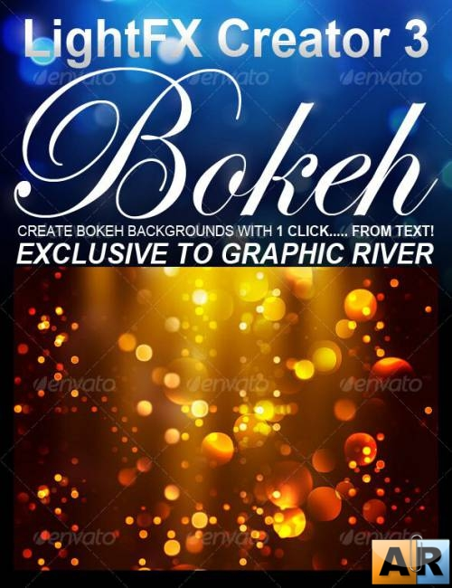 LightFX Background Creator 3: Bokeh