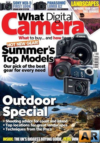 What Digital Camera №7 (июль 2010) / UK