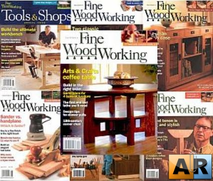 Fine Woodworking 2010 Full Collection