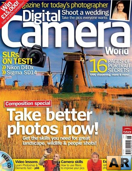 Digital Camera World №6 (июнь 2007) / UK