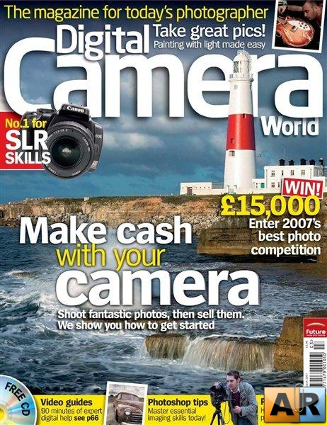 Digital Camera World №3 (март 2007 / UK)
