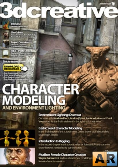 3DCreative Issue #057 (May 2010)