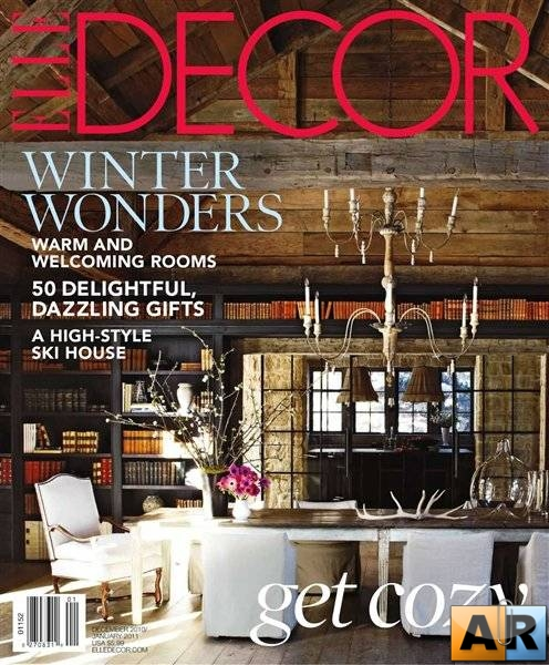 ELLE Decor №12-1 (декабрь-январь 2010-2010) / US