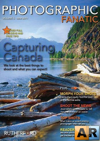 Photographic Fanatic Magazine - March 2011