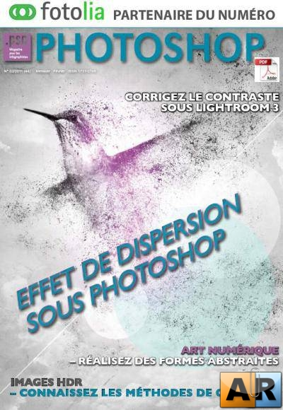 psd Photoshop №2 (February), 2011 /France