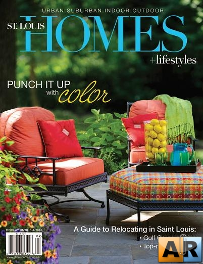 St. Louis Homes & Lifestyles #4 (April 2010)