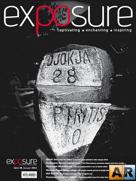 Exposure Magazine No.30 - January 2011