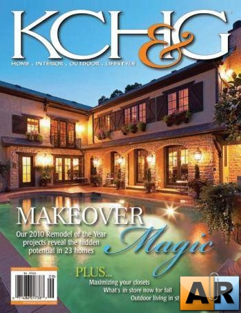 Kansas City Homes and Gardens №9 - September 2010