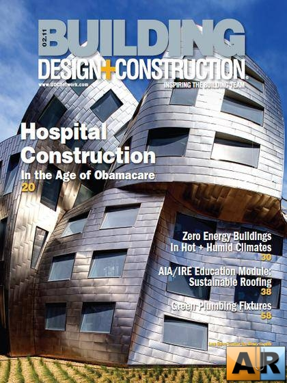 Building Design + Construction February 2011