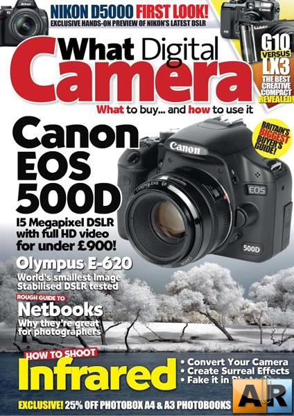 What Digital Camera #6 (июнь 2009)