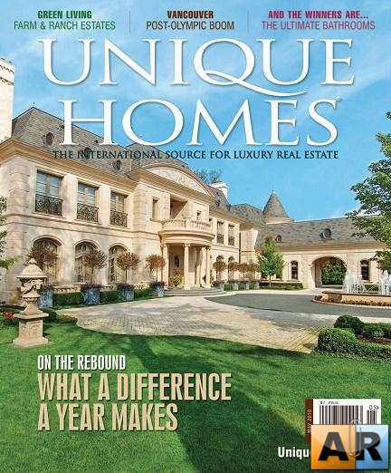 Unique Homes #4-5 (April-May/2010)