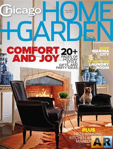 Chicago Home + Garden №11-12 (ноябрь-декабрь 2010) / US