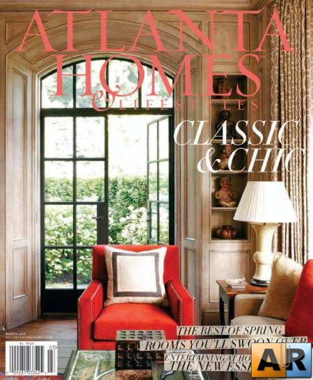 Atlanta Homes & Lifestyles Magazine March 2011