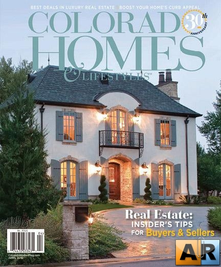 Colorado Homes & Lifestyles Magazine #4 (April 2010)