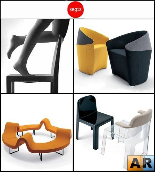 3D Models Furniture Segis