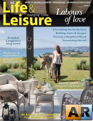 NZ Life & Leisure - No.36 (March/April 2011)