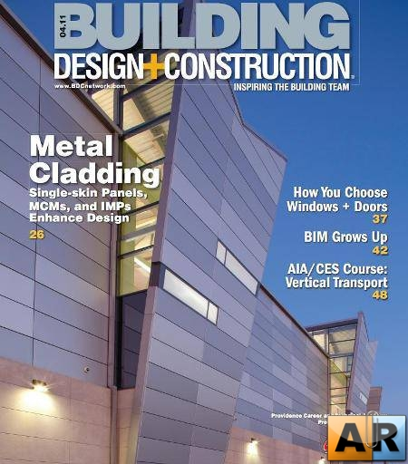 Building Design + Construction Magazine - April 2011