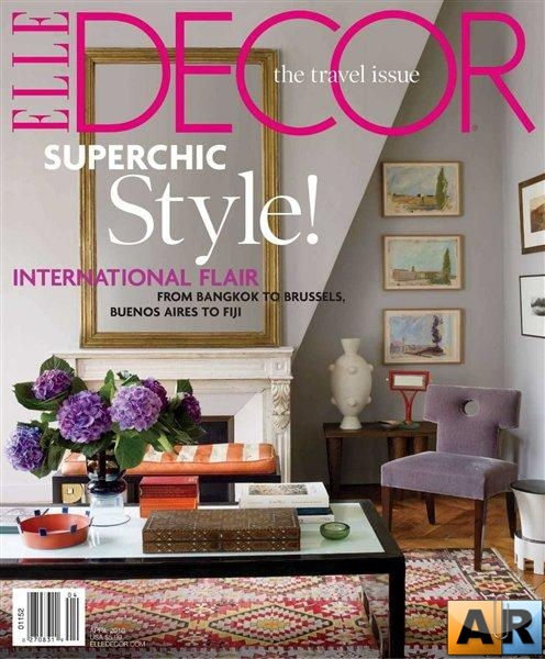 ELLE Decor №4 (апрель 2010) / US