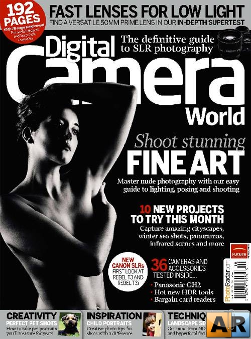 Digital Camera World (April 2011)