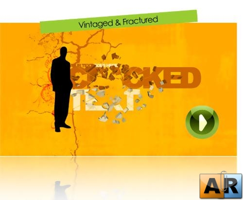 Dropdrop AE project Vintaged Fractured