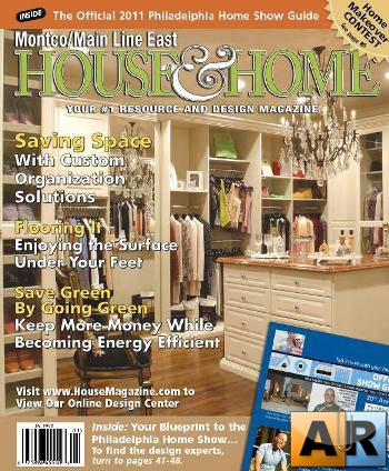 House & Home Montco Edition №1 (January), 2011