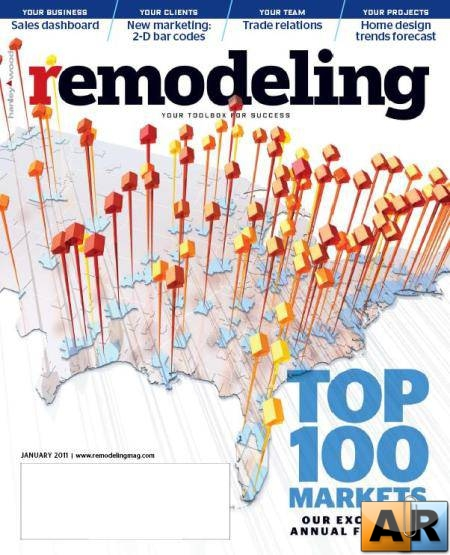 Remodeling Magazine - January 2011