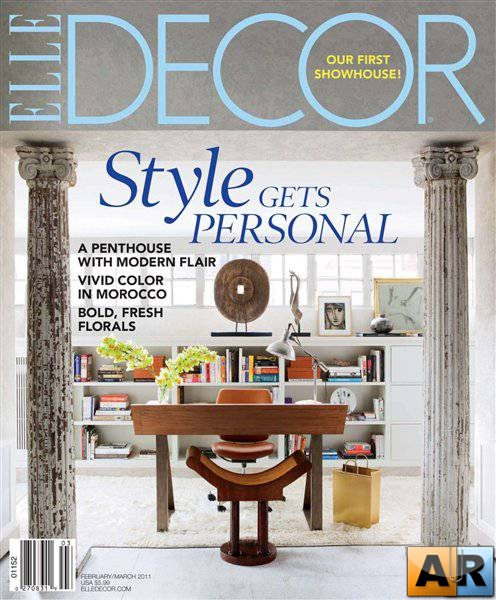 ELLE Decor №2-3 (февраль-март 2011) / US