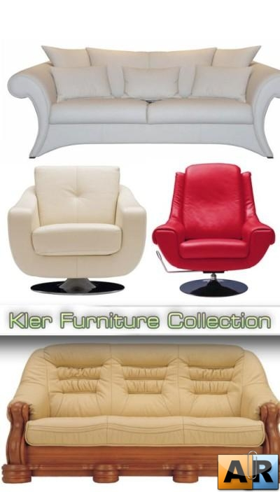 3D models of Kler Furniture