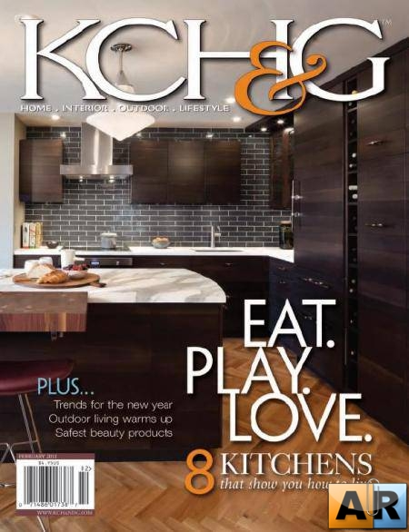 City Homes & Gardens - January/February 2011